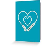 Wii Love Greeting Card