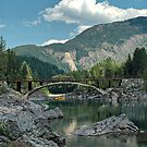 Rafting the Flathead River by Bryan Peterson