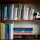 This was her Bookshelf by Clare Colins