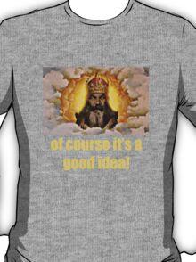 Of course it's a good idea T-Shirt