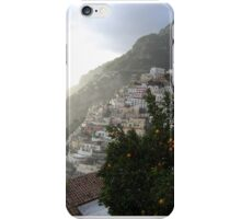 View at the Amalfi Coast in Italy iPhone Case/Skin