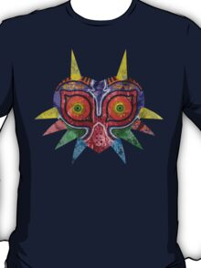 Majora's Mask Splatter T-Shirt