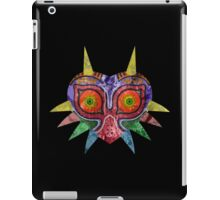 Majora's Mask Splatter iPad Case/Skin