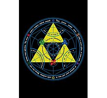 Transmutation of Time Photographic Print