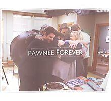 Pawnee Forever Poster
