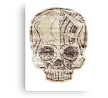 Skull Crusher Canvas Print