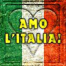 Amo Italia by Dave Martin