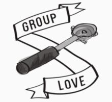 Group Love - Black and White Edition T-Shirt