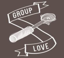 Group Love - White and Grey Edition T-Shirt