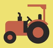 Tractor Google Hangouts / Android Emoji Kids Clothes