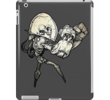 T-BAGS : Boxing Bones (Black and White) iPad Case/Skin