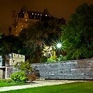 Old Fort Garry by Geoffrey