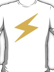 High Voltage Sign Google Hangouts / Android Emoji T-Shirt