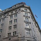 Strand Palace Hotel London by Keith Larby
