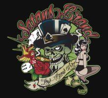 Satansbrand Tattoo Cliche Logo by satansbrand