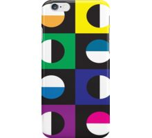 Crescent in Colours iPhone Case/Skin