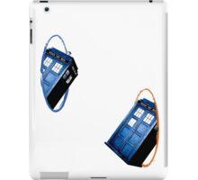 Tardis Portal iPad Case/Skin