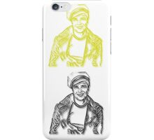 Johnny Strabler goes to Hollywood iPhone Case/Skin