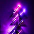 Purple Xmas by KazM