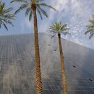 Las Vegas, Luxor Pyramid by Brendan Schoon