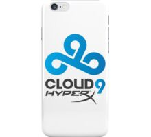 Cloud 9 iPhone Case/Skin