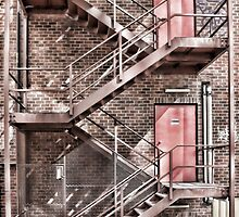 Stairway by threewisefrogs