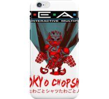 Tokyo Chopshop - Telerobox iPhone Case/Skin