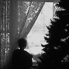 Black n White Christmas by Jamaboop