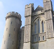 Arundel Castle by Dottie