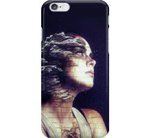 Time waits for no one. iPhone Case/Skin