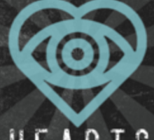 All Time Low Future Hearts art Sticker