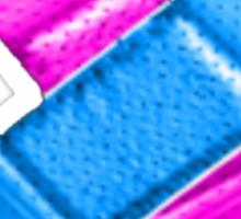 BANDAID Sticker