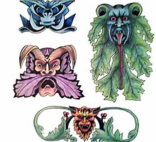 More Creatures by DreddArt