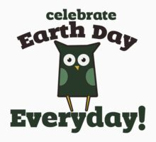 Celebrate earth day every day  by Boogiemonst