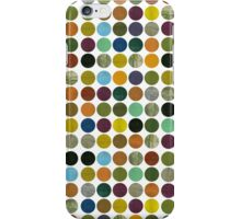 Rustic Rounds iPhone Case/Skin