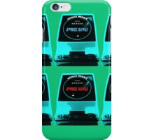 Game on... space girl! iPhone Case/Skin