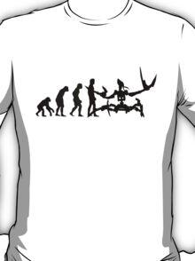 Evolution of Bionicle T-Shirt