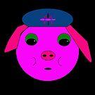 Petunia the Pretty Piggy by Dmarie Frankulin