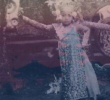 Bali Tradisional Dance by raceldovi555dov