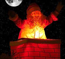 Yo! Ho! Ho!, It`s Christmas Eve by Colin J Williams Photography