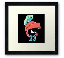 Marvin 7 Framed Print