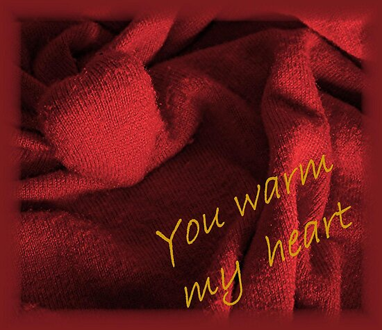 You warm my heart by Stephen Thomas