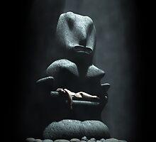 Magna Mater, The Great Goddes, Jungian Archetype.  by vladivar