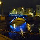 Blue Bridge by HELUA