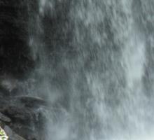 Bottom of the Falls Sticker