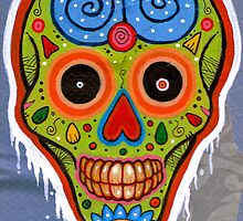 Sugar Skull Alpha by Craig Medeiros