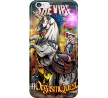 SheVibe Presents Orgasm Quest With Crista Anne iPhone Case/Skin