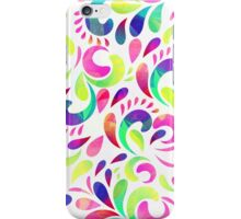 Electric Paisley iPhone Case/Skin