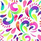 Electric Paisley by David & Kristine Masterson