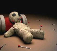 VooDoo Doll by TizzayWilson